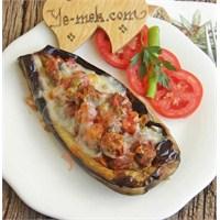 Köfteli Patlıcan Karnıyarık Tarifi (Resimli)
