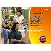 15 Eylül Pınar Alacalı'dan saç bakım maskesi tarif
