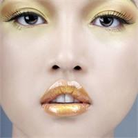 2012 Bahar Makyaj Trend *** '' Gold Rush ''