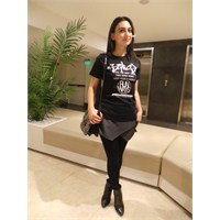 Ne Giydim / Zara Stylish Tshirt