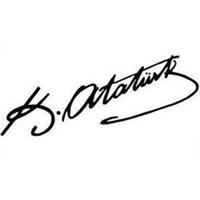 Atatürk'ün El Yazısı Font Oluyor!