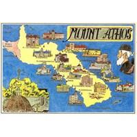 Yunanistan - Athos Dağı ( Gitmek İstediğim Yer )