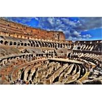 Roma Colosseum Da Gladyatör Savaşçısı Olmak