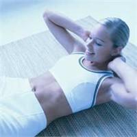 İşte Karın Düzleştiren Egzersizler