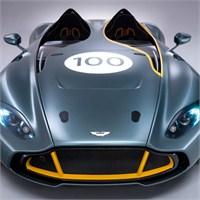 Aston Martin'den 100. Yaşa Özel Yarış Aracı