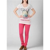 Pembe Sevenler İçin - Pembe Pantolon Modelle