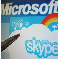Skype, Microsoft'un Oluyor!