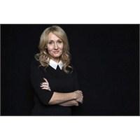 J.K Rowling'in Sakladığı Kitap ?