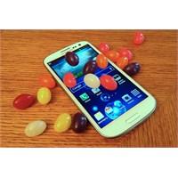 Android Jelly Bean Hangi Telefonlara Gelecek?