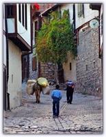 Beypazarı Ve Beypazarı Evleri - Ankara-1