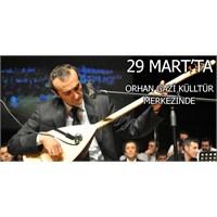 Cengiz Özkan 29 Mart'ta Sakarya'da!