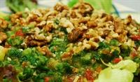 Cevizli Gavurdağı Salatası