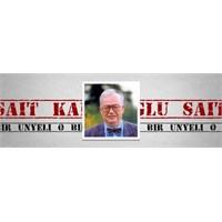"""O Bir Ünyeli: """"Prof. Dr. Sait Kapıcıoğlu"""""""