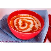 Pirinçli Kabak Çorbası