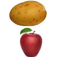 Eşiniz Patates Mi Elma Mı?