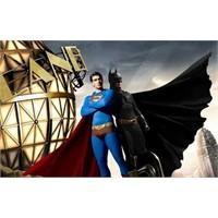 Batman Ve Superman'i Bir Araya Getirecek Proje