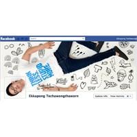 Yaratıcı Facebook Zaman Tüneli Profilleri