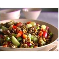 En Pratik Yeşil Mercimek Salatası Tarifi