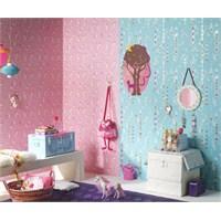 Çocuk Odalarına Özel Duvar Kağıtları