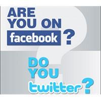 Facebook İle Twitter'ın Farkları
