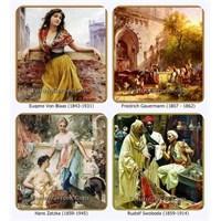 Avusturyalı Ressamların Biyografi Ve Tabloları