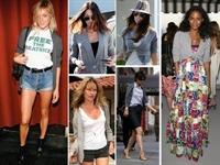 2010 Kış Sezonunun En Moda Trendi - Gri Hırka