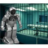Cezaevlerine, Robot Gardiyanlar Geliyor