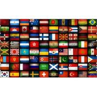 Ülke Bayrakları Ve Anlamları - 1