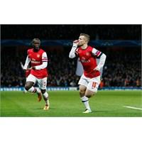 Kolay İş: Arsenal 2-0 Marsilya