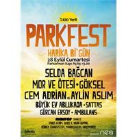 Yüzde 100 Yerli Müzik Festivali Parkfest