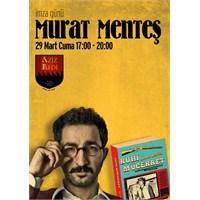 Aziz Kedi Kitabevi 'nde Murat Menteş İmza Günü