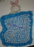 Dut İp & Sakallı İpten Bebek Battaniyesi Yapılışı