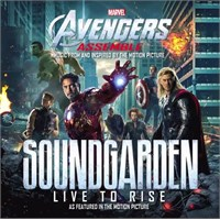 "Yeni Video: Soundgarden ""Live To Rise"""
