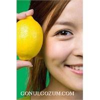 Lekeli Cilde Limon Suyu