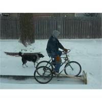 Kar Küreme Bisikleti