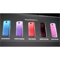 Beş Yeni Galaxy S4 Daha Geliyor!