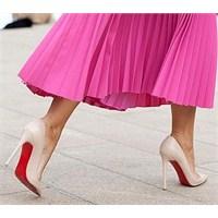 Trendden Klasiğe: Ten (Nude) Rengi Ayakkabı