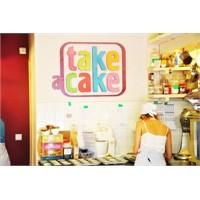 Take A Cake - Bulgaristan'daki İlk Cupcake Fırını