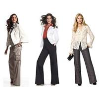 Bol Paça Pantolon Hangi Kıyafetlerle Giyilir