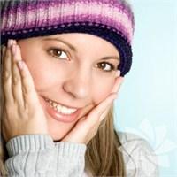 Soğuk Havada Yüzünüzü Kurulayın!