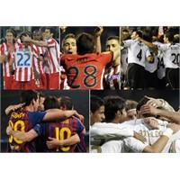 İspanya Ligi!