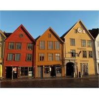 Bergen - Norveç Fiyortlarının Başkenti