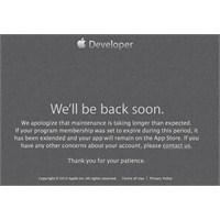 Apple, Bu Önemli Birimini Kapattı!