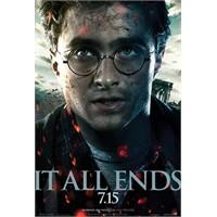 Harry Potter Muhteşem Finali Bugün Vizyonda !