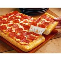 Dikdörtgen Pizza Tarifi