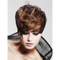 Trendy Kısa Saç Modelleri