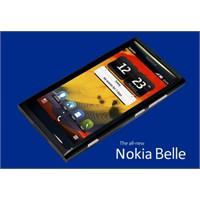 Yeni Bir Nokia Belle Telefon Mu Geliyor?