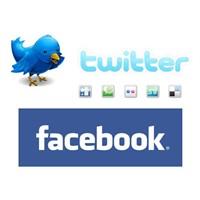Facebook Twitter Rekabeti