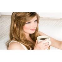 Kahveyi Sıklıkla Tüketen Kadınlarda Depresyon Risk