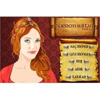 Hürrem Sultan Makyaj Oyunu